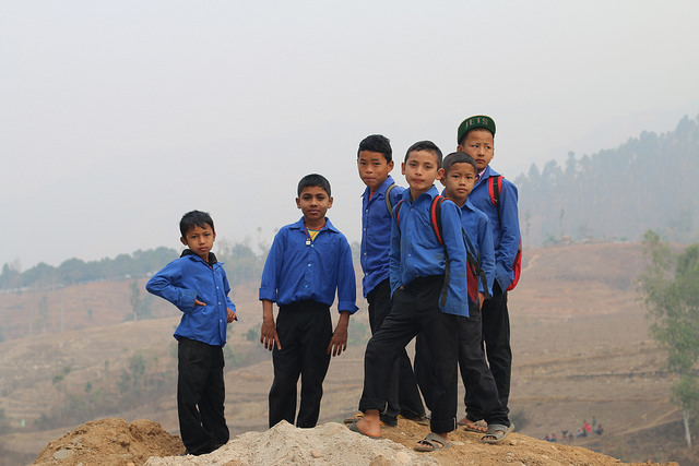 Safe Schools: Nepal film released