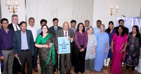 Theirworld trustee leads GBC-Education meeting in India