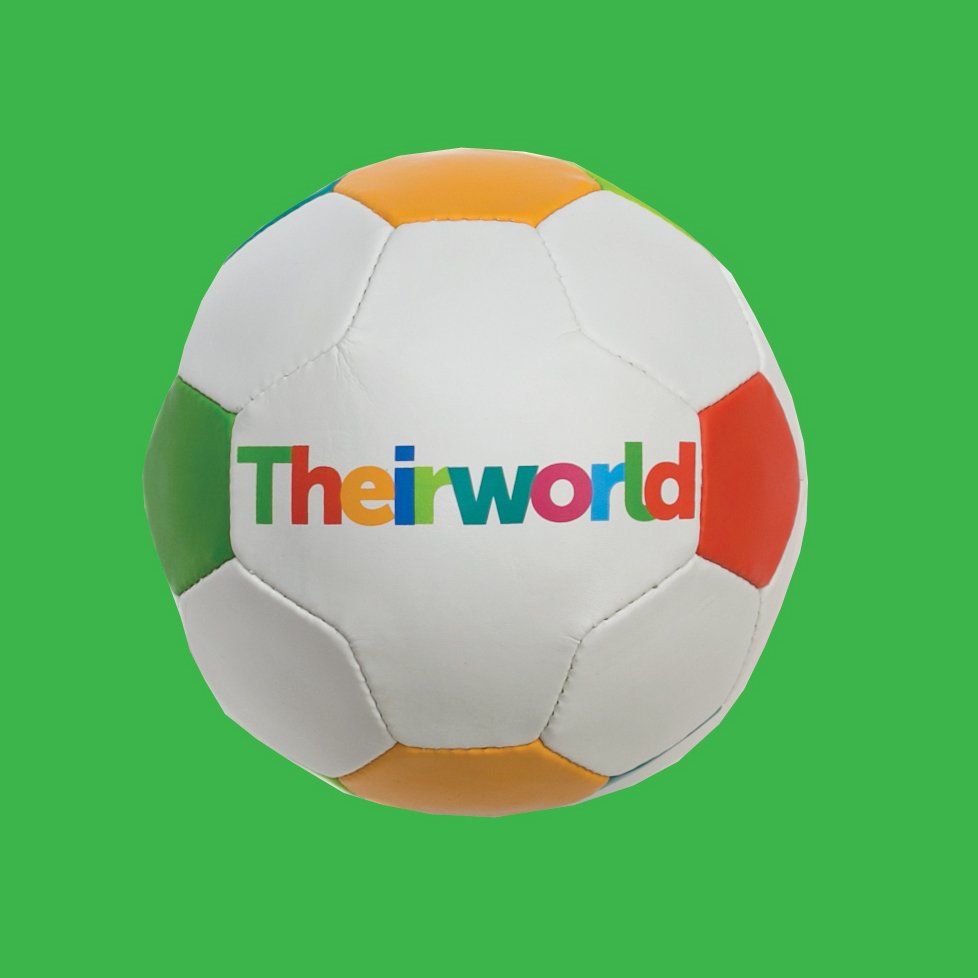 Theirworld Limited Edition Footballs