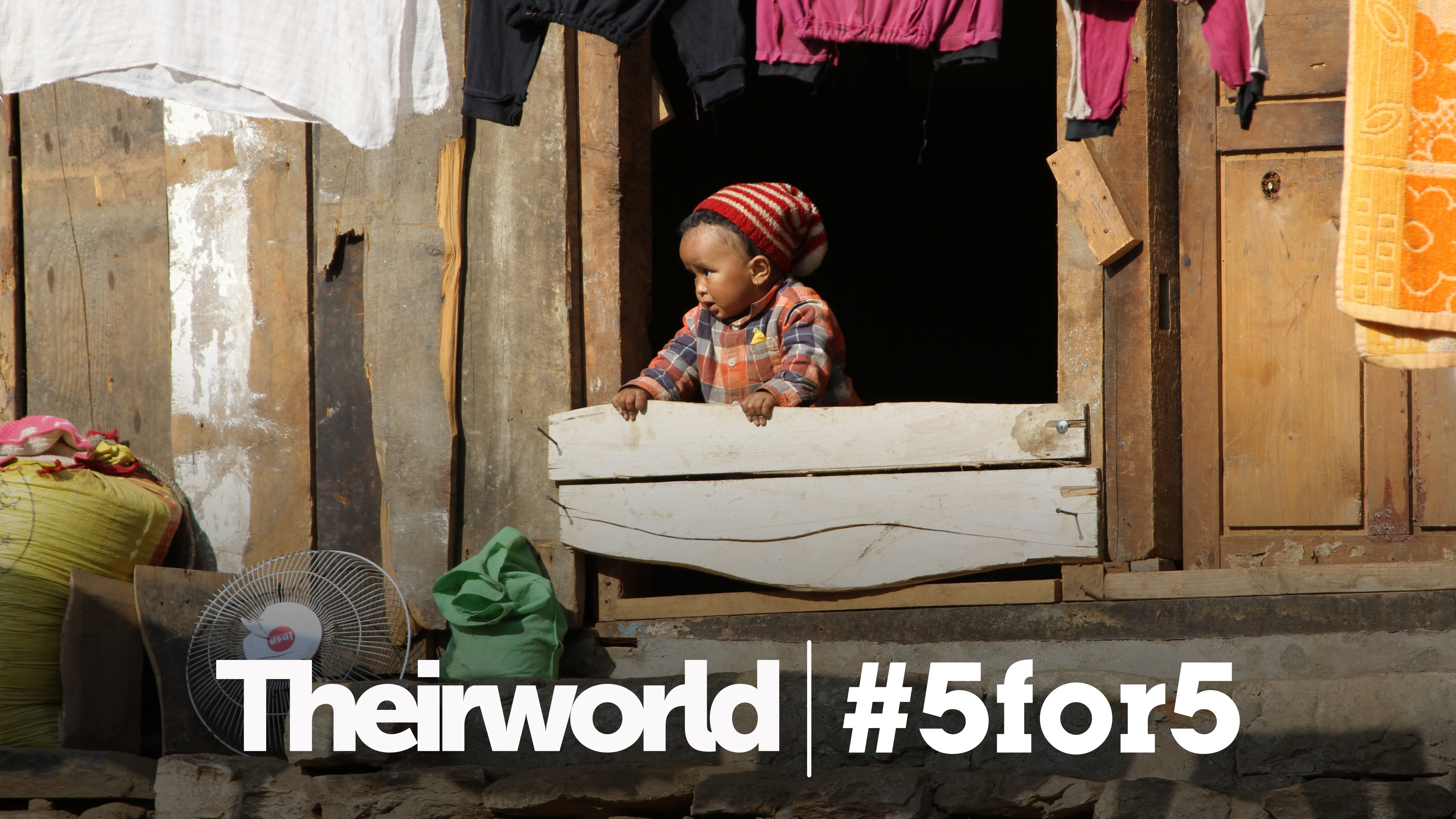 Introducing our new campaign: #5for5